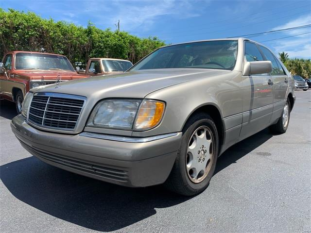 1995 Mercedes-Benz S-Class (CC-1417706) for sale in Pompano Beach, Florida