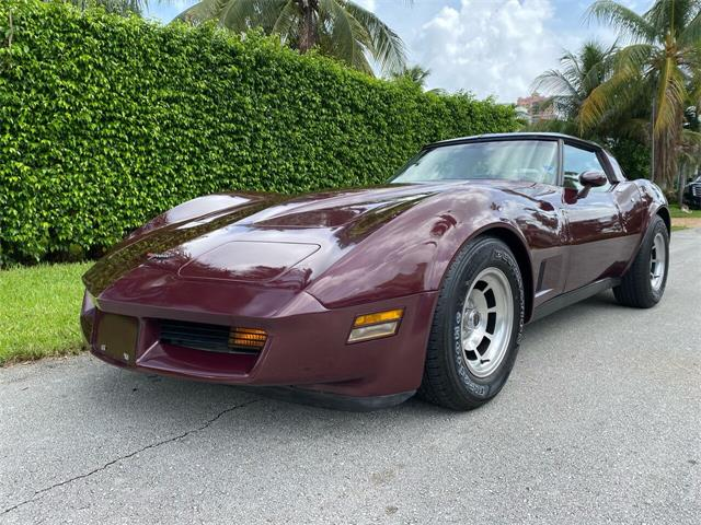 1981 Chevrolet Corvette (CC-1417719) for sale in Pompano Beach, Florida