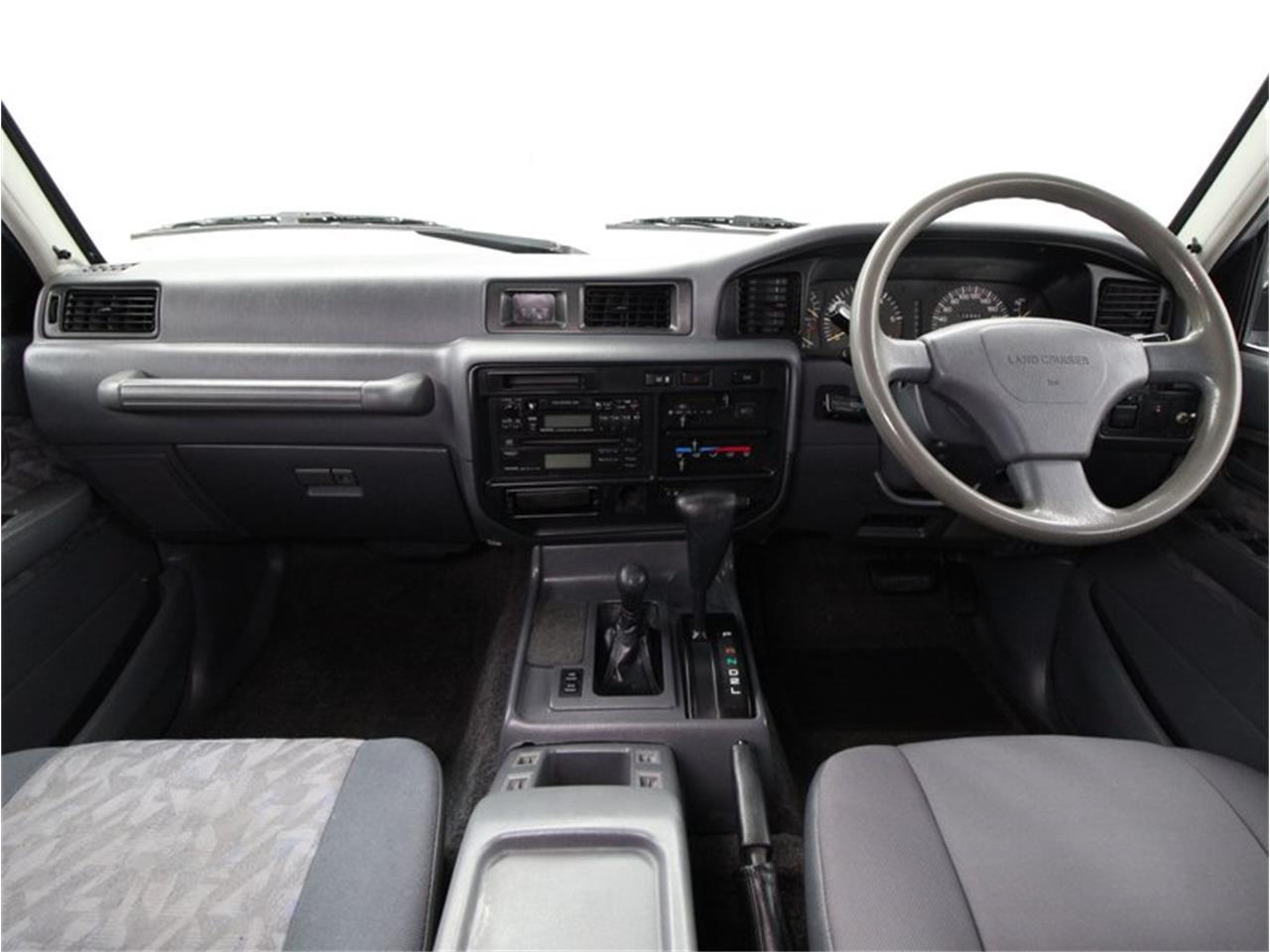 1995 Toyota Land Cruiser FJ (CC-1410772) for sale in Christiansburg, Virginia