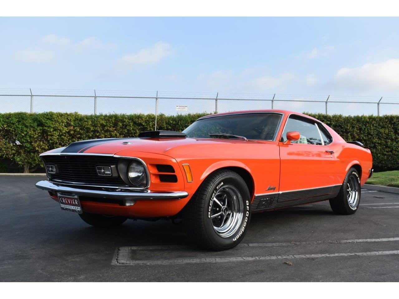 1970 Ford Mustang (CC-1417735) for sale in Costa Mesa, California