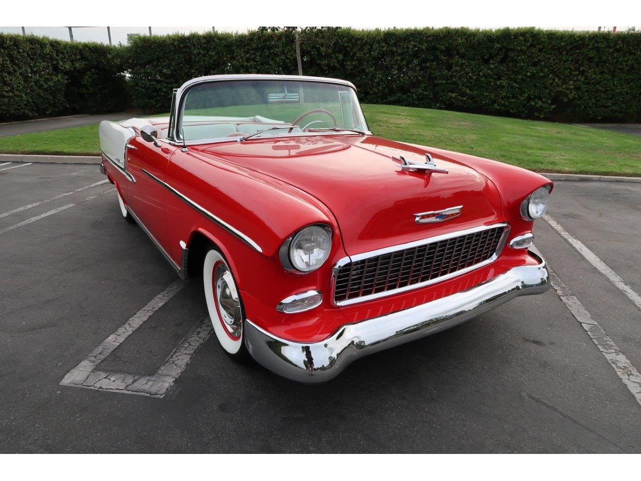 1955 Chevrolet Bel Air (CC-1417736) for sale in Costa Mesa, California