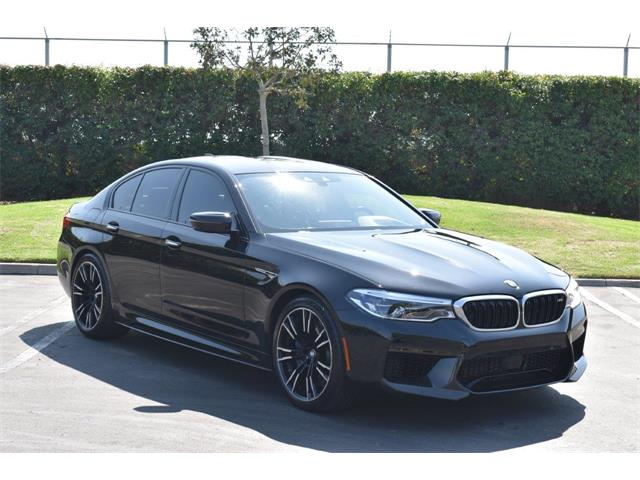 2018 BMW M5 (CC-1417737) for sale in Costa Mesa, California