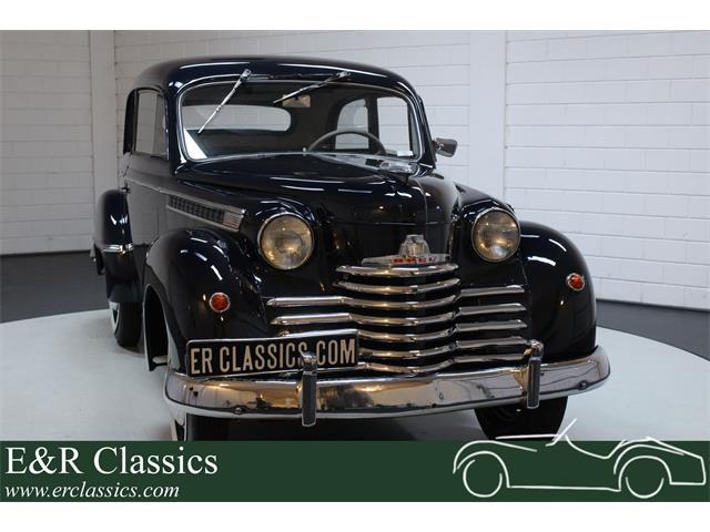 1950 Opel Olympia-Rekord (CC-1417742) for sale in Waalwijk, Noord-Brabant