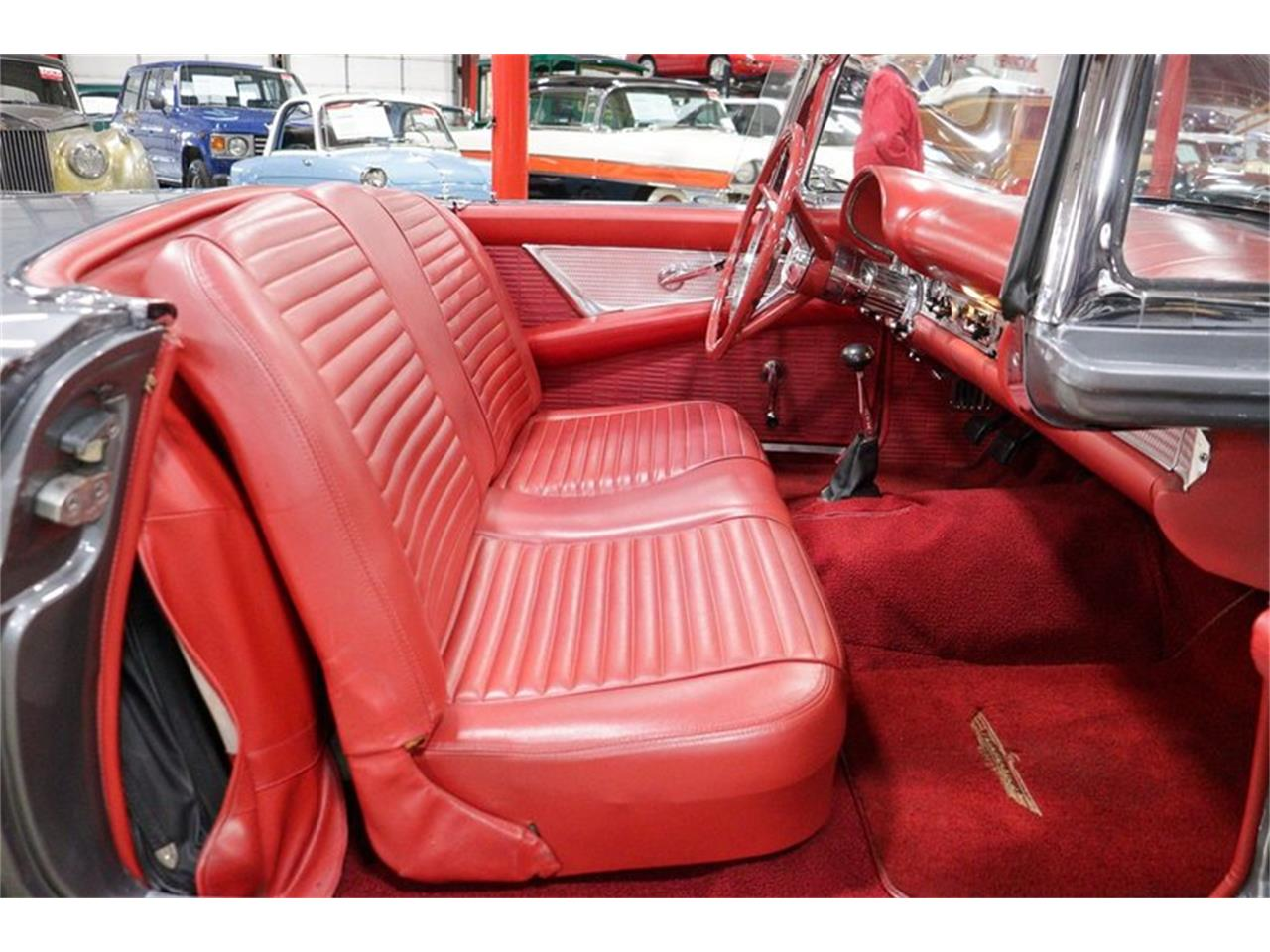 1957 Ford Thunderbird (CC-1417745) for sale in Kentwood, Michigan