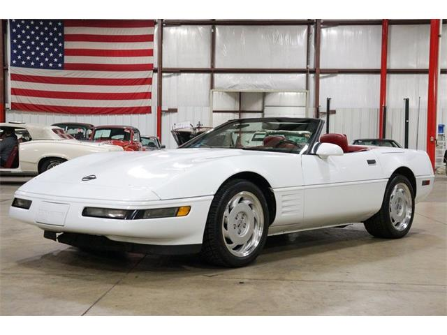 1991 Chevrolet Corvette (CC-1417755) for sale in Kentwood, Michigan