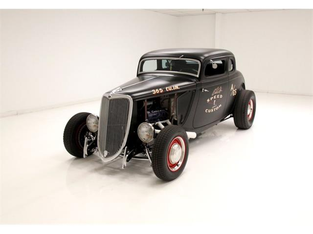 1934 Ford Coupe (CC-1417756) for sale in Morgantown, Pennsylvania