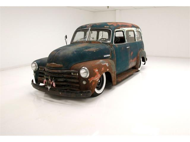 1948 Chevrolet Suburban (CC-1417758) for sale in Morgantown, Pennsylvania