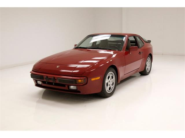 1987 Porsche 944 (CC-1417760) for sale in Morgantown, Pennsylvania