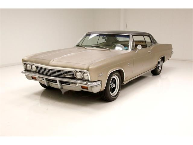 1966 Chevrolet Caprice (CC-1417762) for sale in Morgantown, Pennsylvania