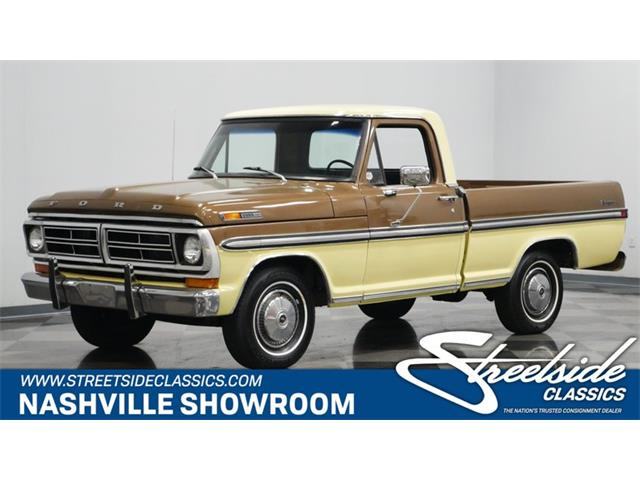 1972 Ford F100 (CC-1417767) for sale in Lavergne, Tennessee