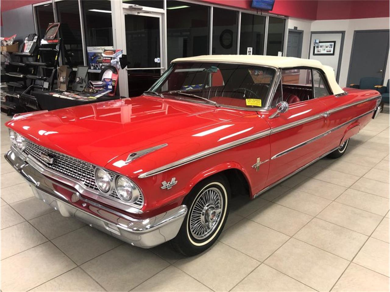 1963 Ford Galaxie (CC-1417775) for sale in Greensboro, North Carolina