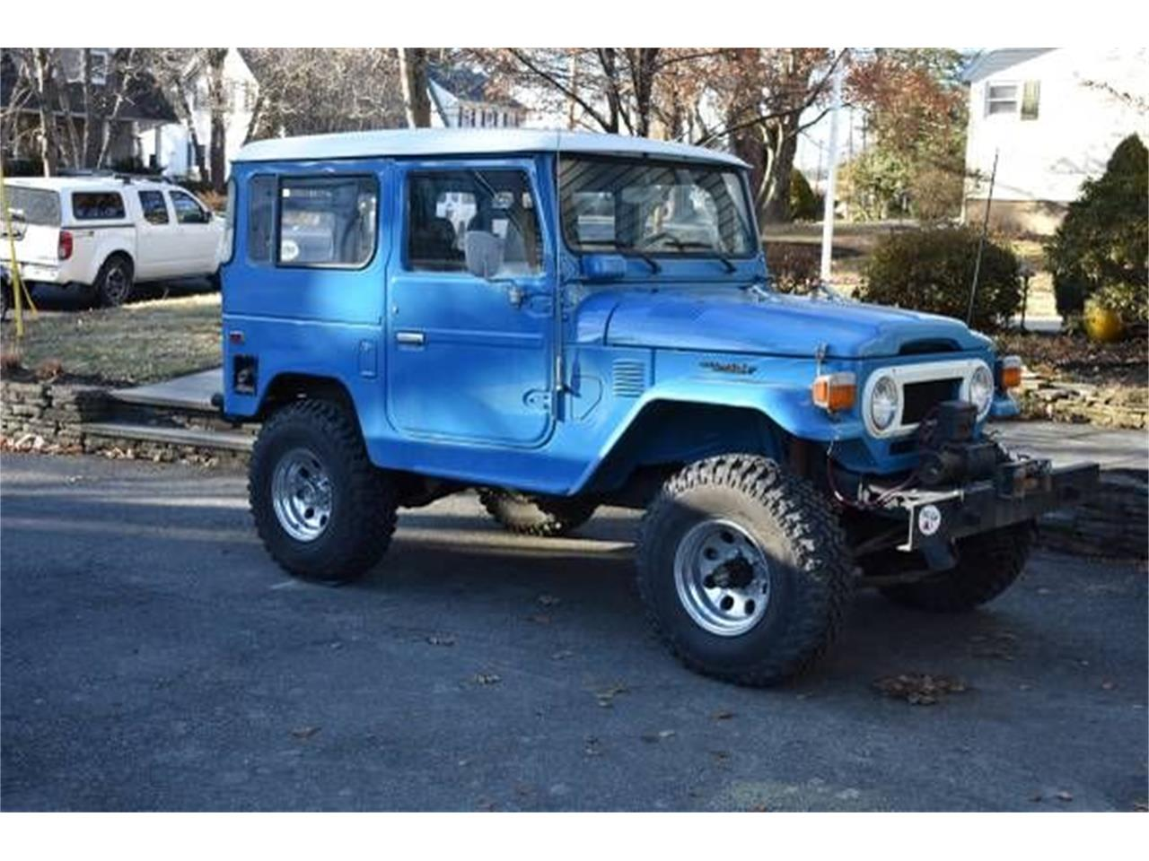 1978 Toyota Land Cruiser (CC-1417785) for sale in Cadillac, Michigan