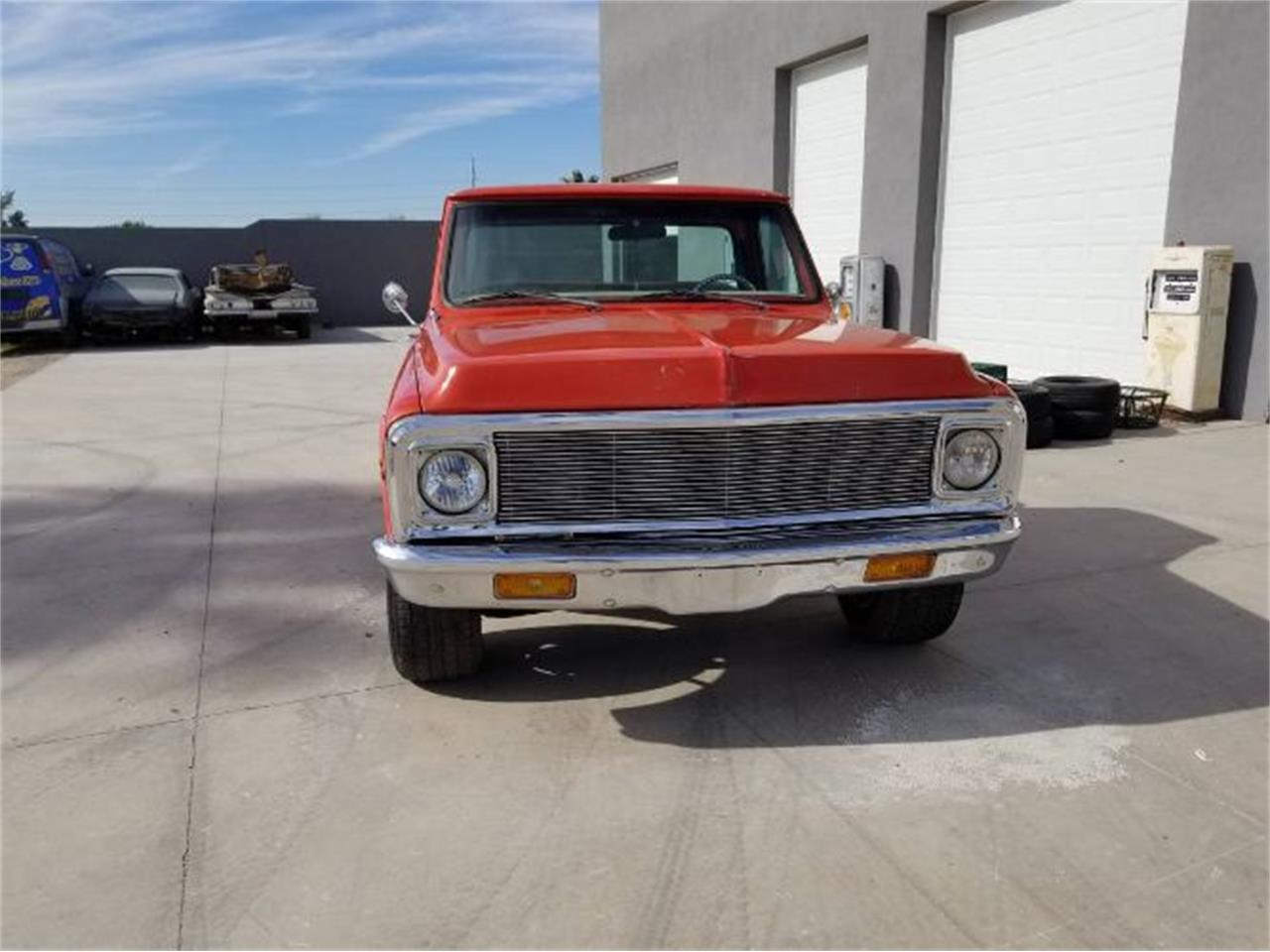 1972 Chevrolet C10 (CC-1417798) for sale in Cadillac, Michigan