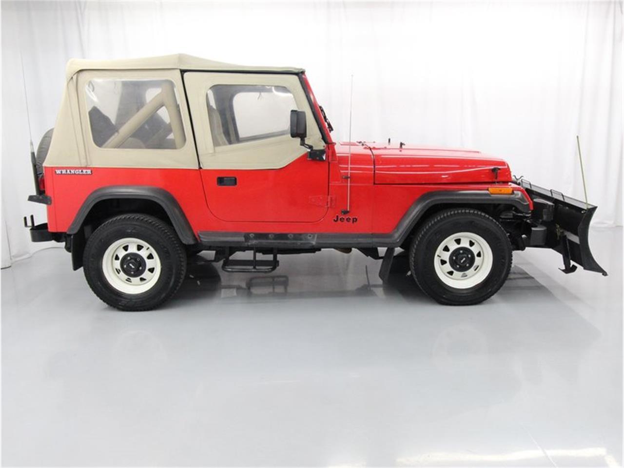 1989 Jeep Wrangler (CC-1410780) for sale in Christiansburg, Virginia