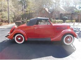 1935 Ford Cabriolet (CC-1417800) for sale in Cadillac, Michigan