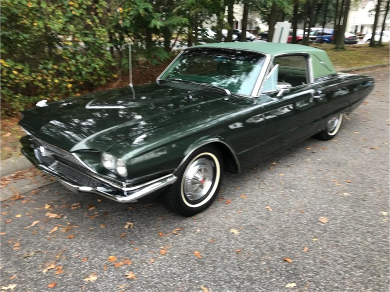1966 Ford Thunderbird (CC-1417803) for sale in Greensboro, North Carolina