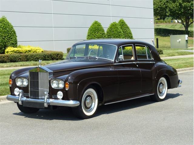 1965 Rolls-Royce Silver Cloud (CC-1417806) for sale in Greensboro, North Carolina