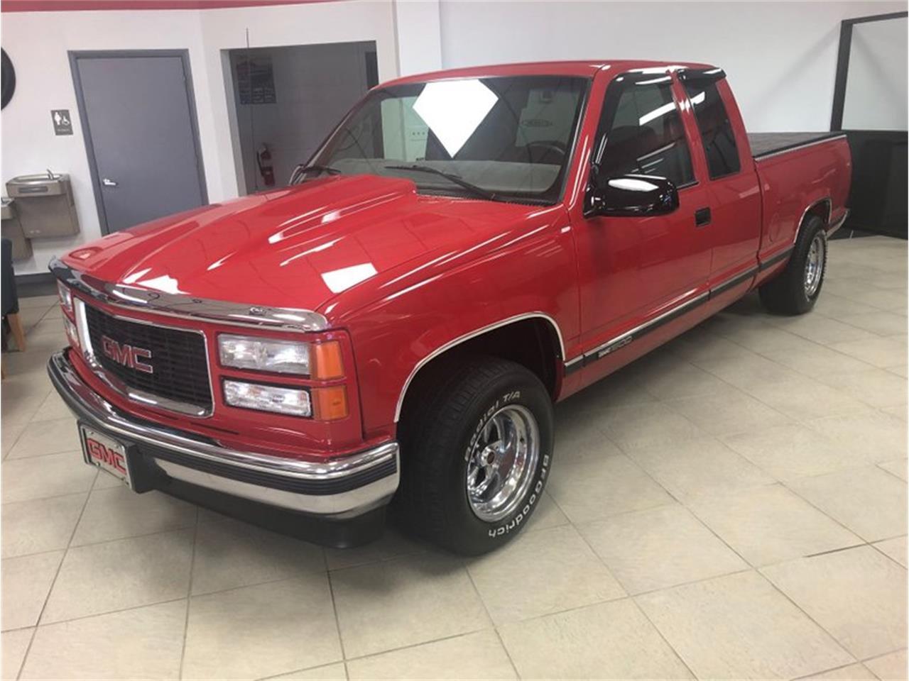 1997 GMC Sierra (CC-1417820) for sale in Greensboro, North Carolina