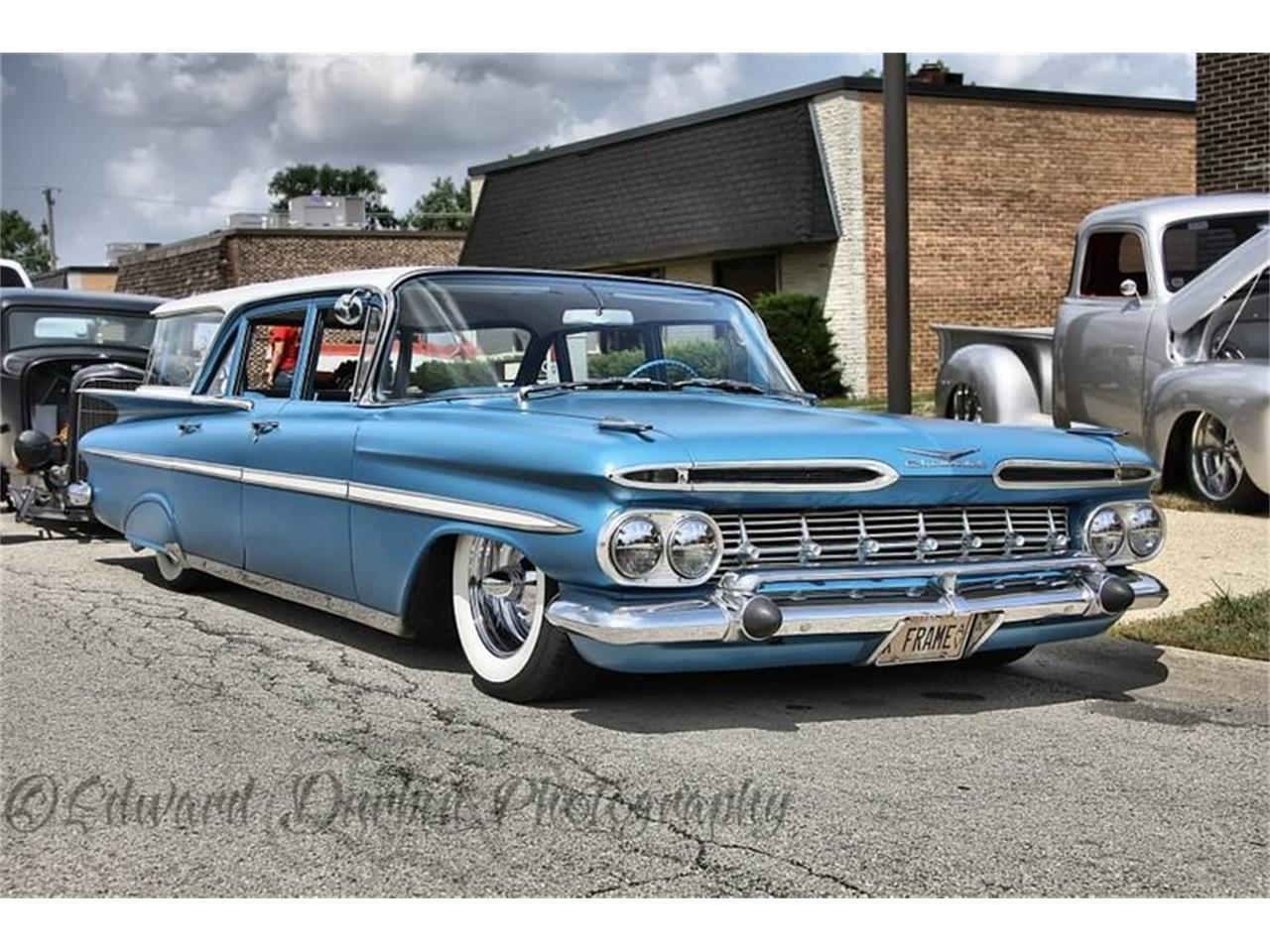 1959 Chevrolet Parkwood (CC-1417822) for sale in Volo, Illinois