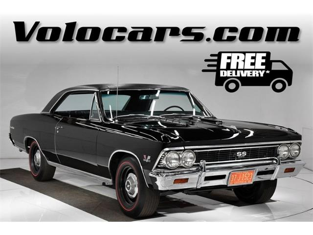 1966 Chevrolet Chevelle (CC-1417826) for sale in Volo, Illinois