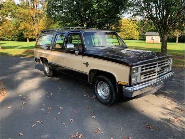 1987 Chevrolet Suburban (CC-1417828) for sale in Greensboro, North Carolina