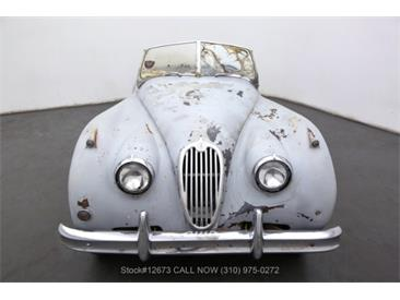 1956 Jaguar XK140 (CC-1417835) for sale in Beverly Hills, California