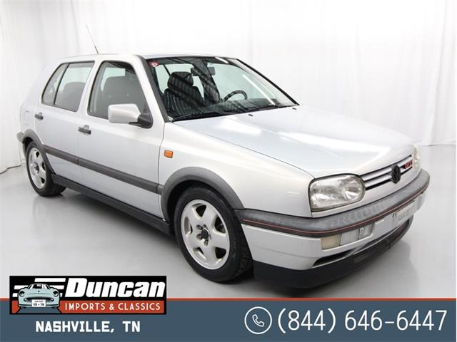 1994 Volkswagen Golf (CC-1410784) for sale in Christiansburg, Virginia