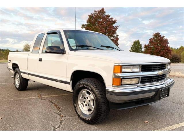 1996 Chevrolet Silverado (CC-1417840) for sale in Greensboro, North Carolina