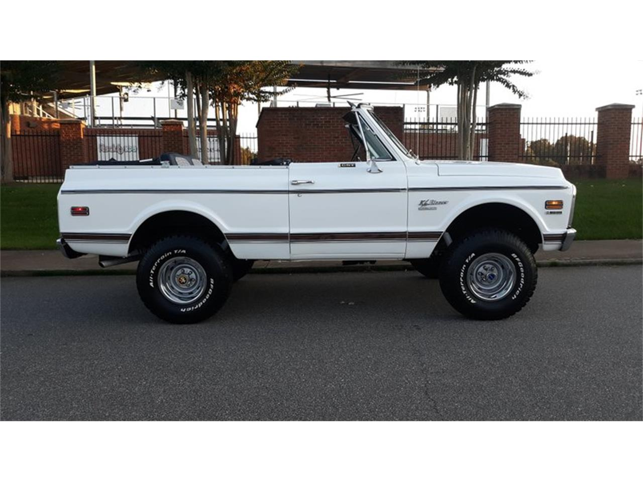 1972 Chevrolet Blazer (CC-1417844) for sale in Greensboro, North Carolina