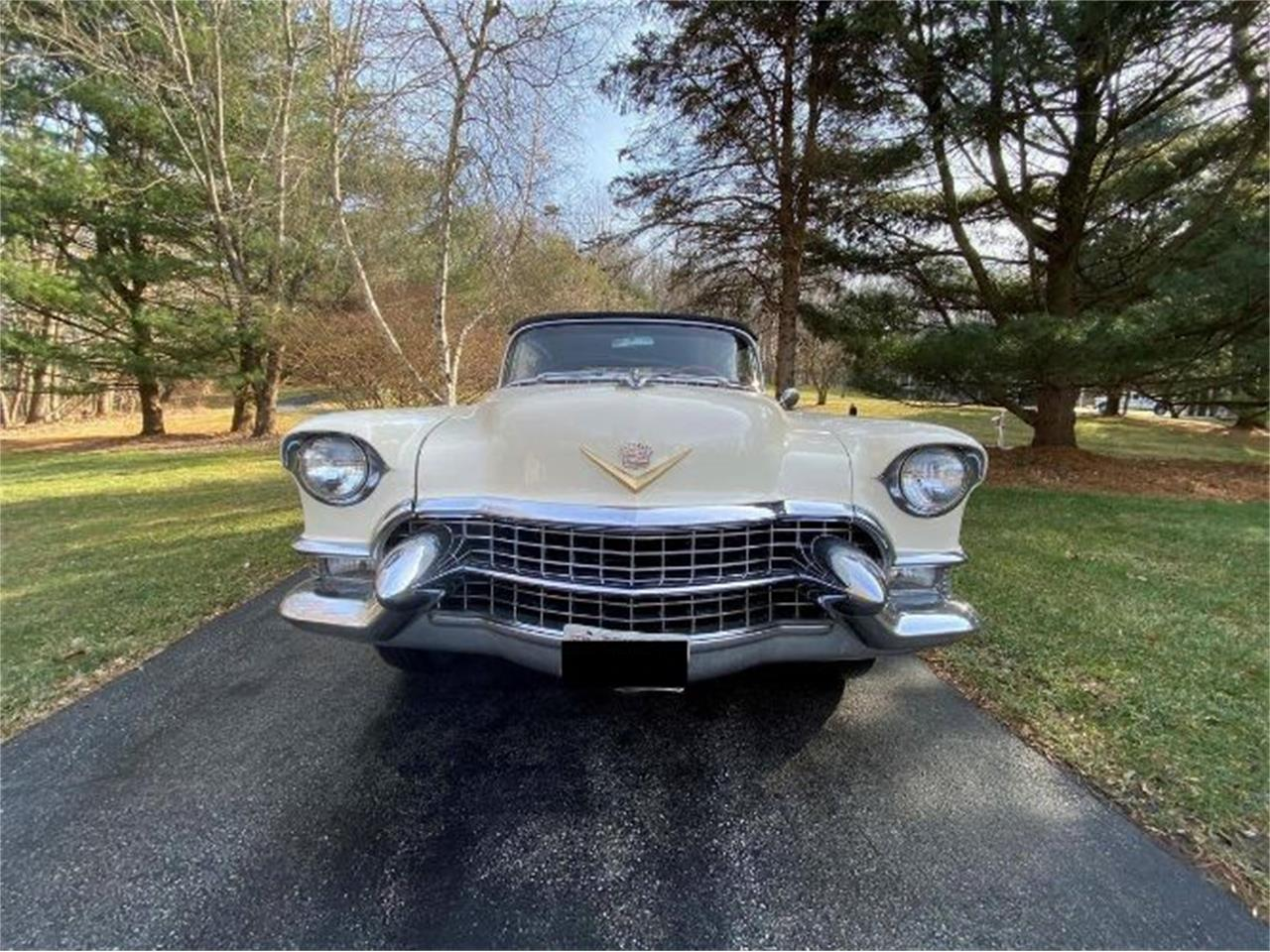 1955 Cadillac Eldorado (CC-1417858) for sale in Cadillac, Michigan