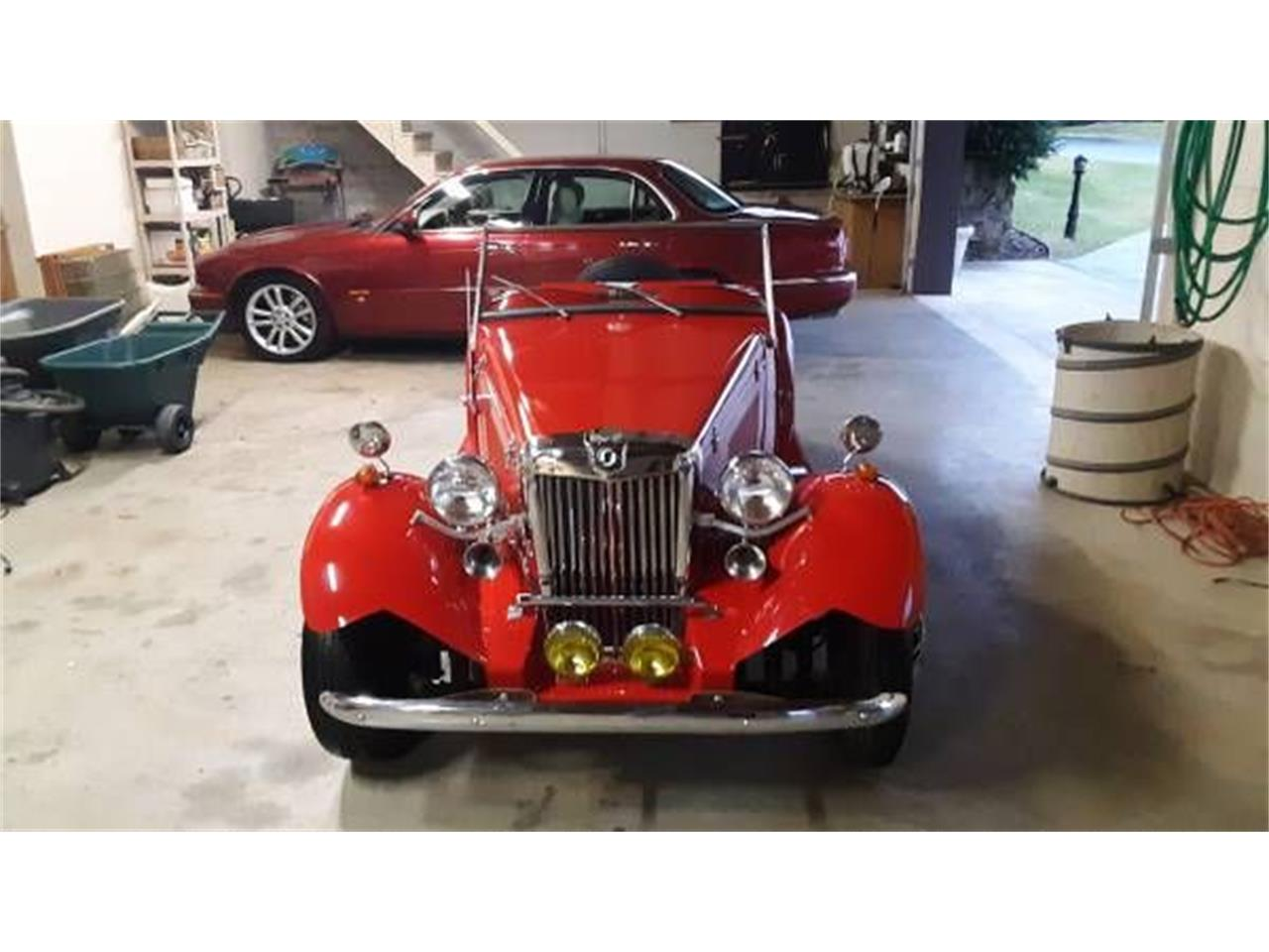1952 MG TD (CC-1417877) for sale in Cadillac, Michigan