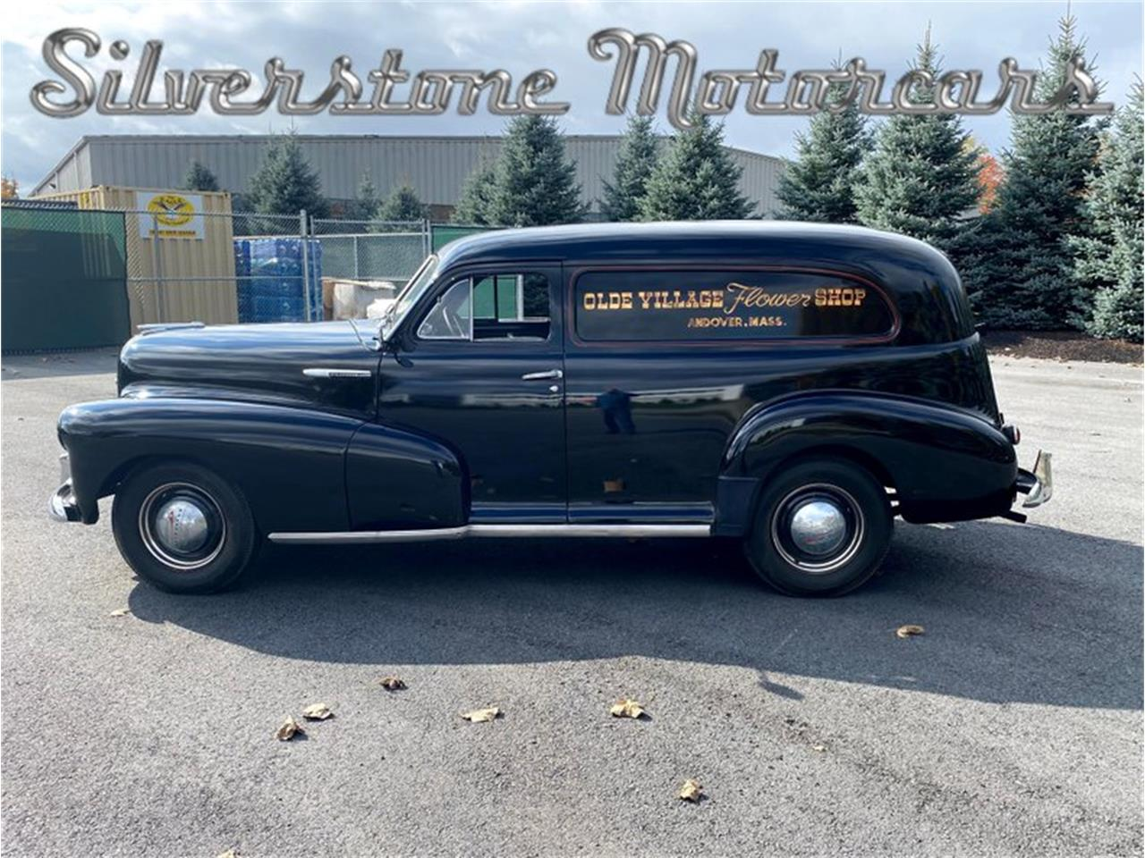 1948 Chevrolet Sedan (CC-1417878) for sale in North Andover, Massachusetts