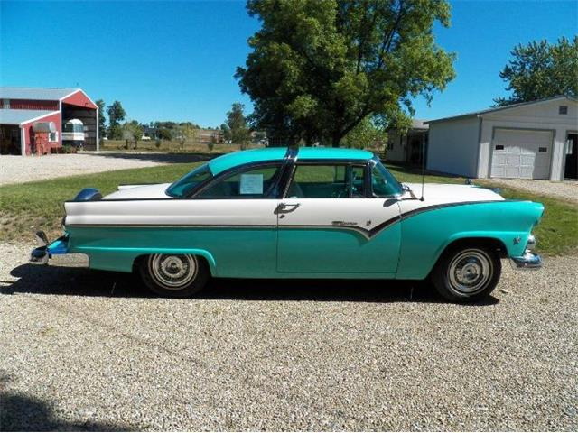 1955 Ford Crown Victoria (CC-1417879) for sale in Cadillac, Michigan