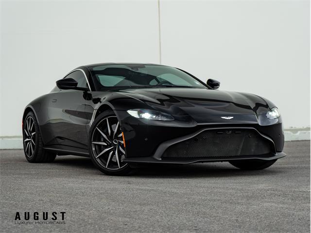 2019 Aston Martin Vantage (CC-1417884) for sale in Kelowna, British Columbia