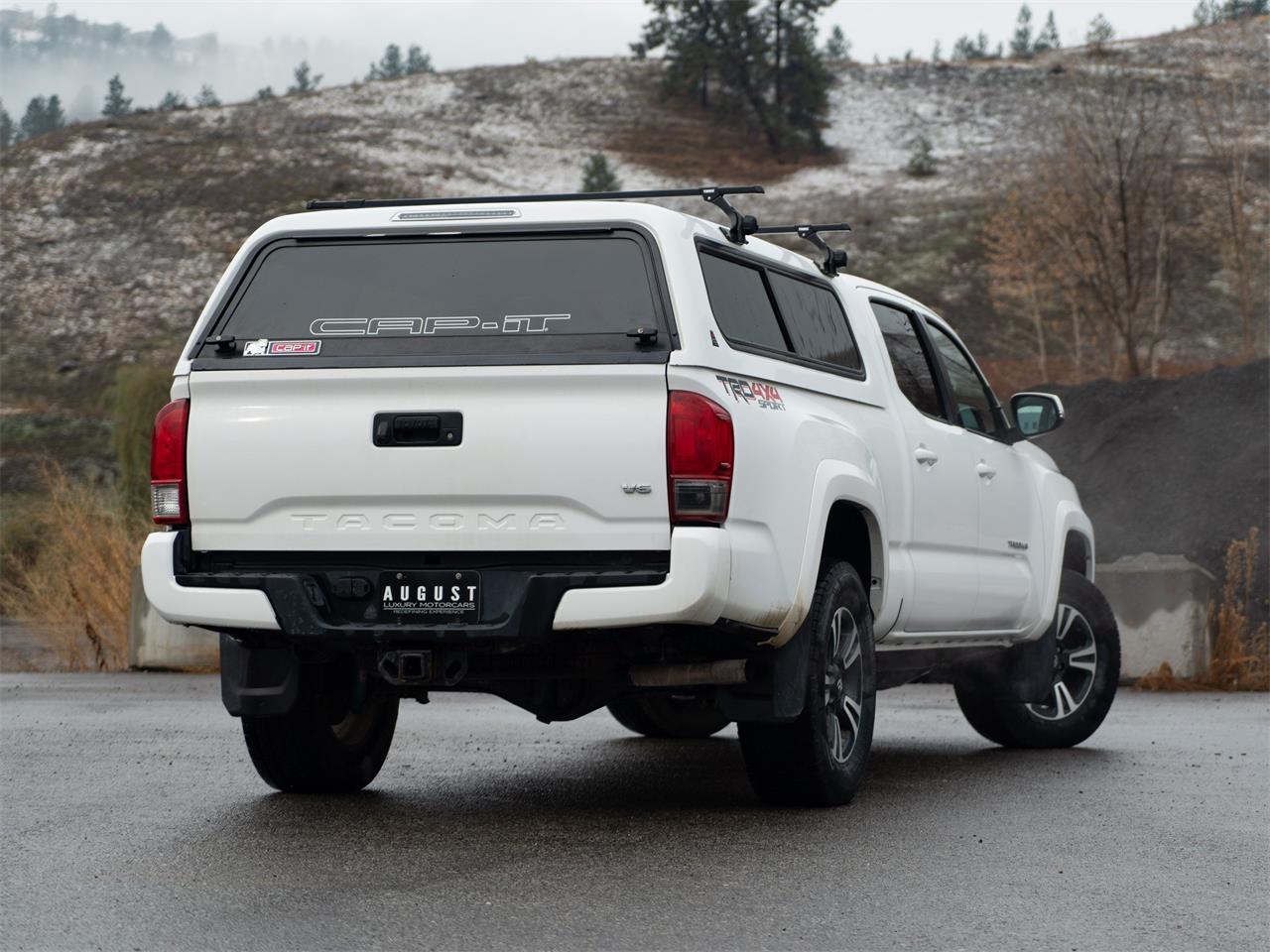 2017 Toyota Tacoma (CC-1417887) for sale in Kelowna, British Columbia