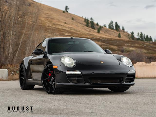 2011 Porsche 911 (CC-1417890) for sale in Kelowna, British Columbia