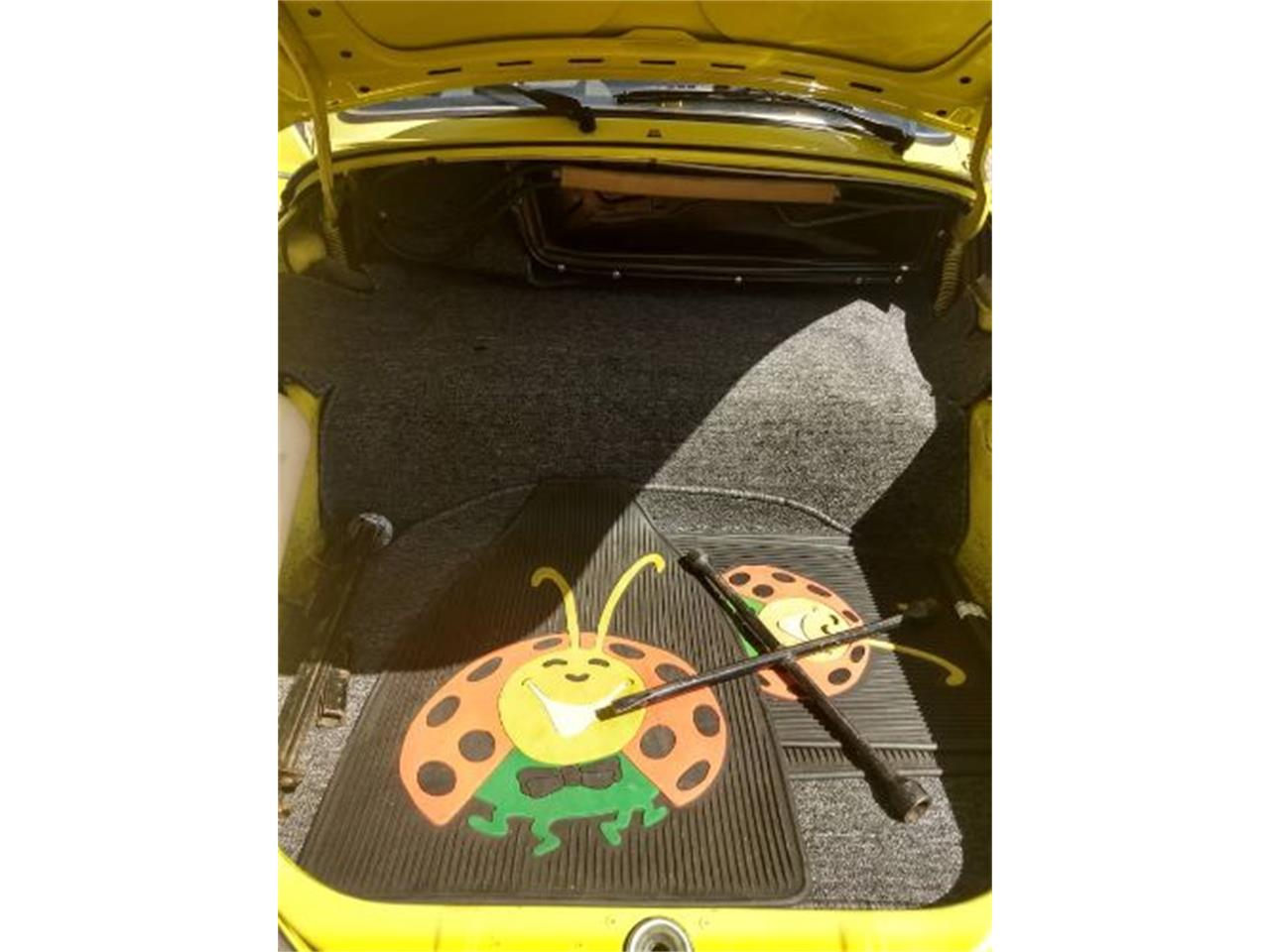 1974 Volkswagen Super Beetle (CC-1417892) for sale in Cadillac, Michigan