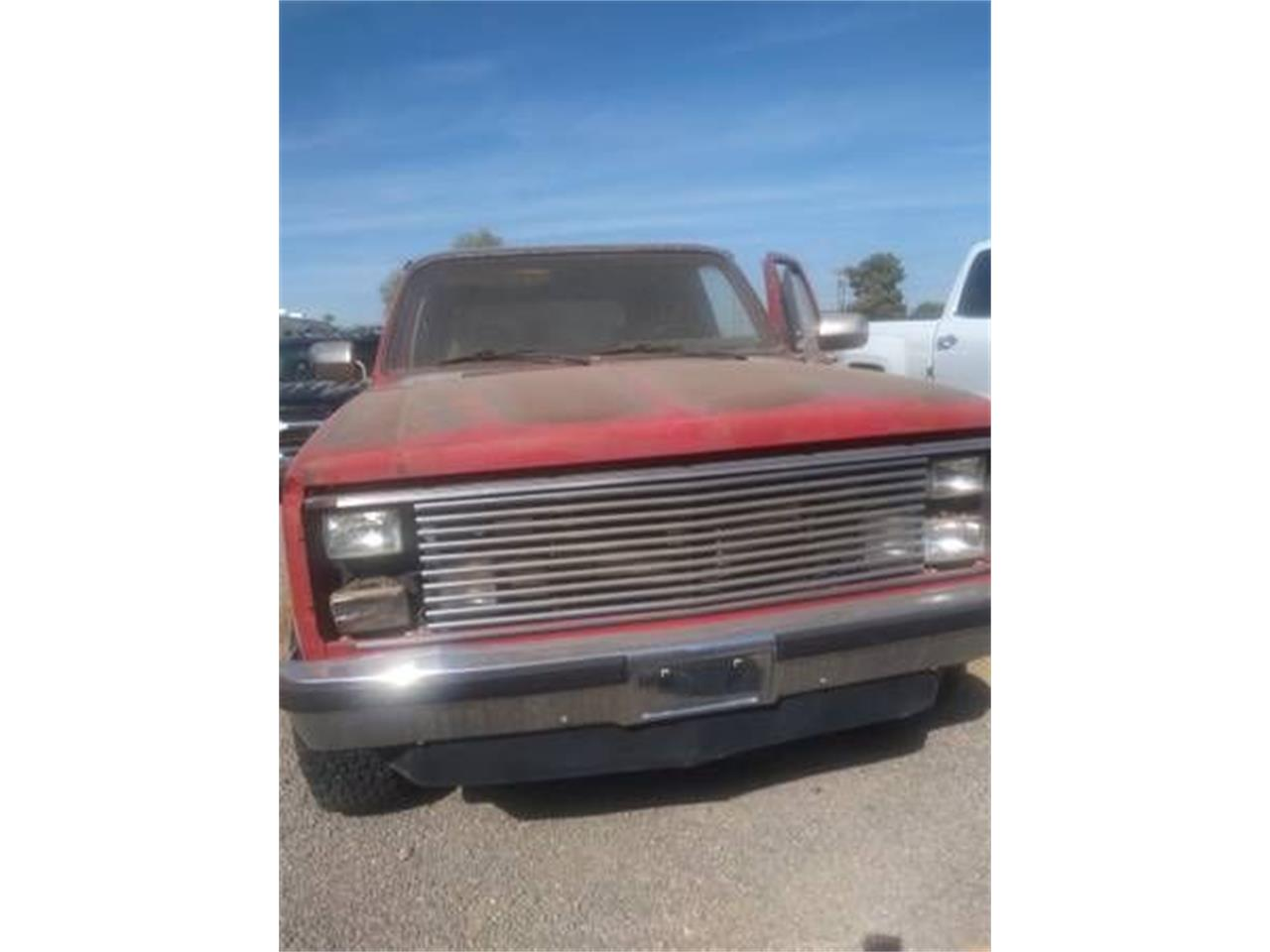 1986 Chevrolet Blazer (CC-1417897) for sale in Cadillac, Michigan
