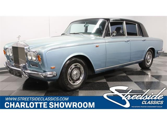 1969 Rolls-Royce Silver Shadow (CC-1410790) for sale in Concord, North Carolina