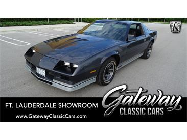 1982 Chevrolet Camaro (CC-1417900) for sale in O'Fallon, Illinois