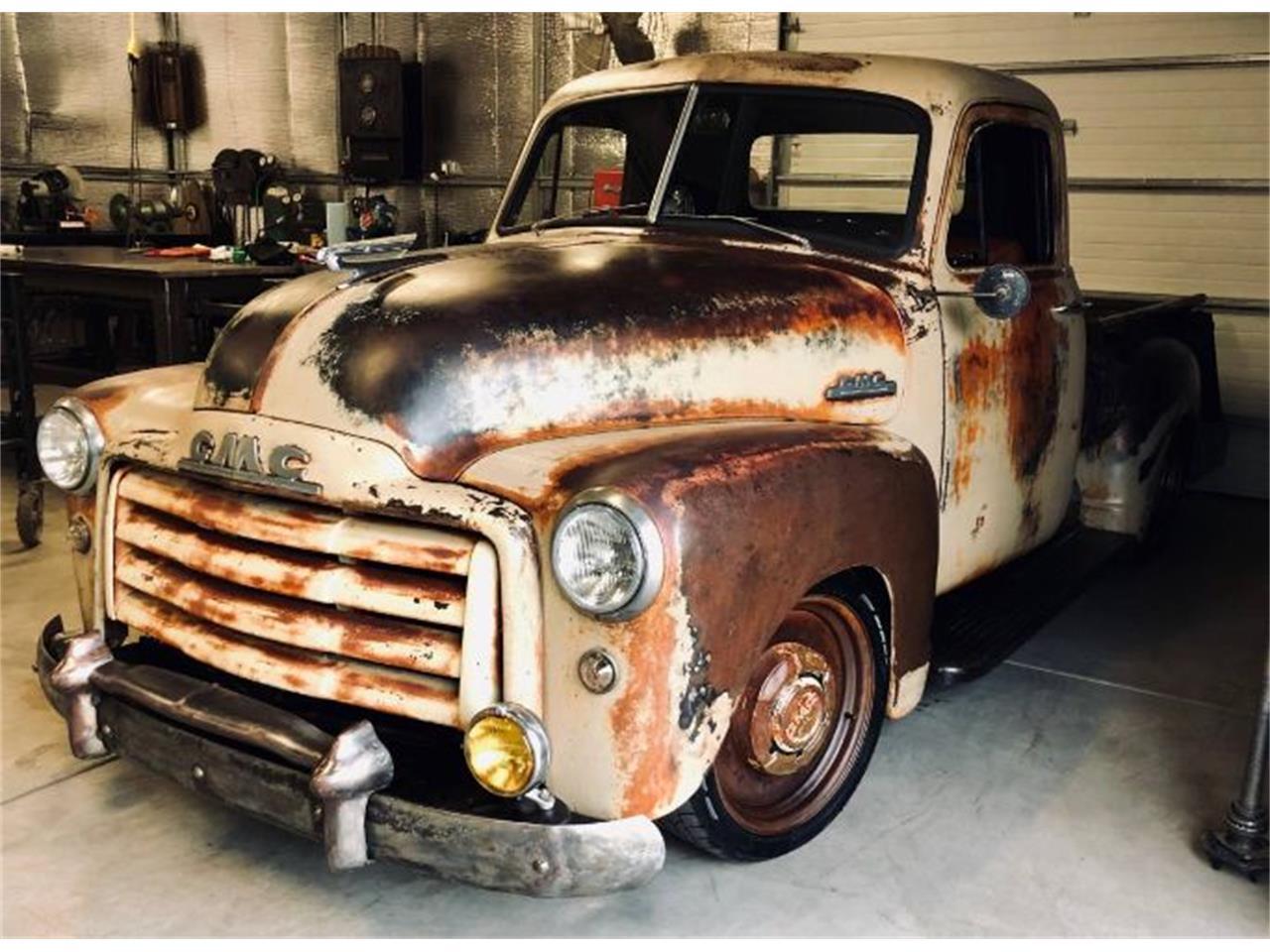 1952 GMC 100 (CC-1417906) for sale in Cadillac, Michigan