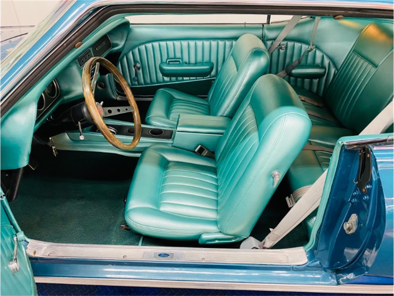 1969 Mercury Cougar (CC-1417909) for sale in Mundelein, Illinois