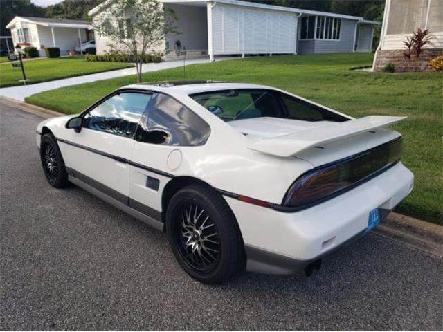 1987 Pontiac Fiero (CC-1417913) for sale in Cadillac, Michigan