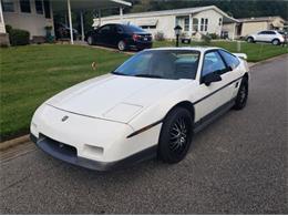 1987 Pontiac Fiero (CC-1417913) for sale in Cadillac, Michigan