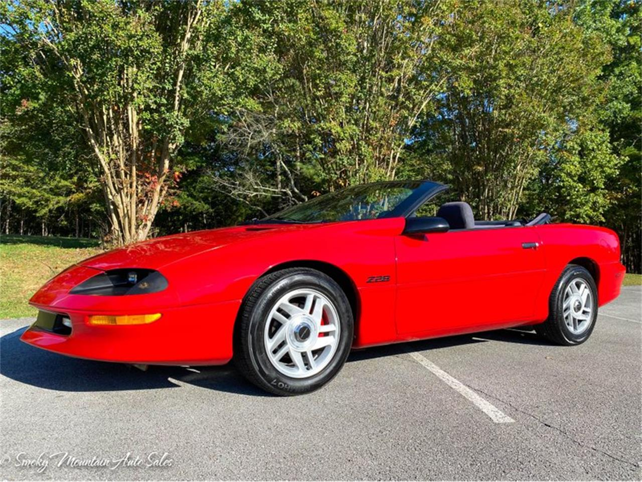 1994 Chevrolet Camaro (CC-1417916) for sale in Lenoir City, Tennessee