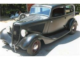 1934 Ford Deluxe (CC-1417920) for sale in Cadillac, Michigan