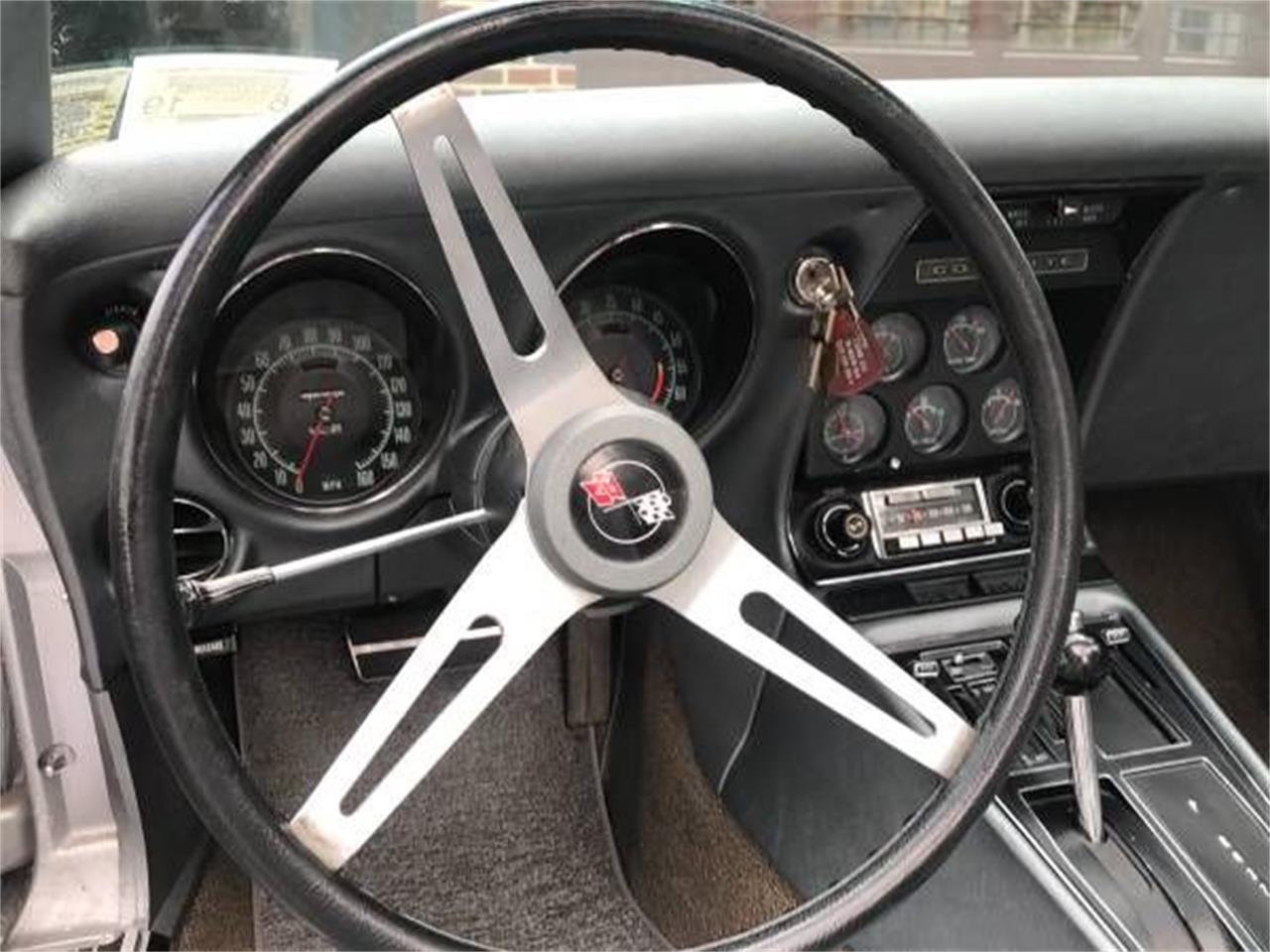 1968 Chevrolet Corvette (CC-1417924) for sale in Cadillac, Michigan
