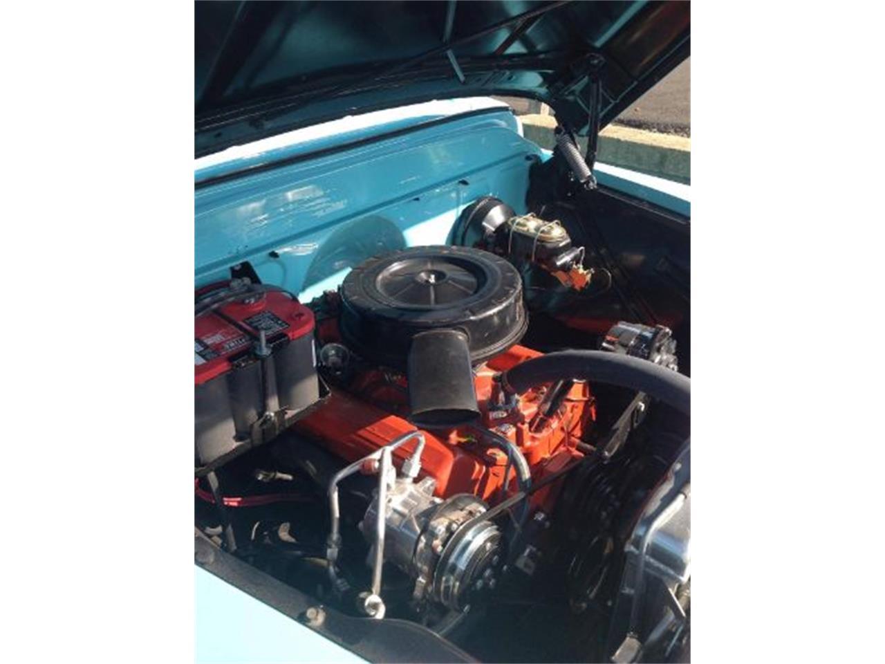 1957 Chevrolet Apache (CC-1417927) for sale in Cadillac, Michigan