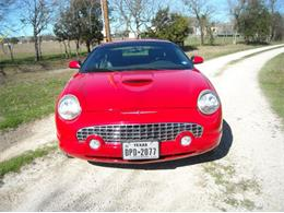 2002 Ford Thunderbird (CC-1417930) for sale in Cadillac, Michigan
