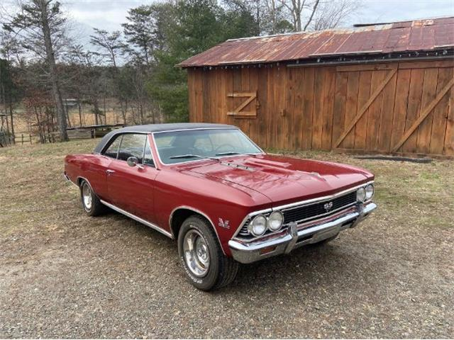 1966 Chevrolet Chevelle (CC-1417933) for sale in Cadillac, Michigan